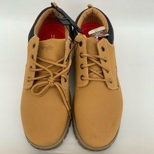 Wrangler Memory Foam Working Shoes Size 13